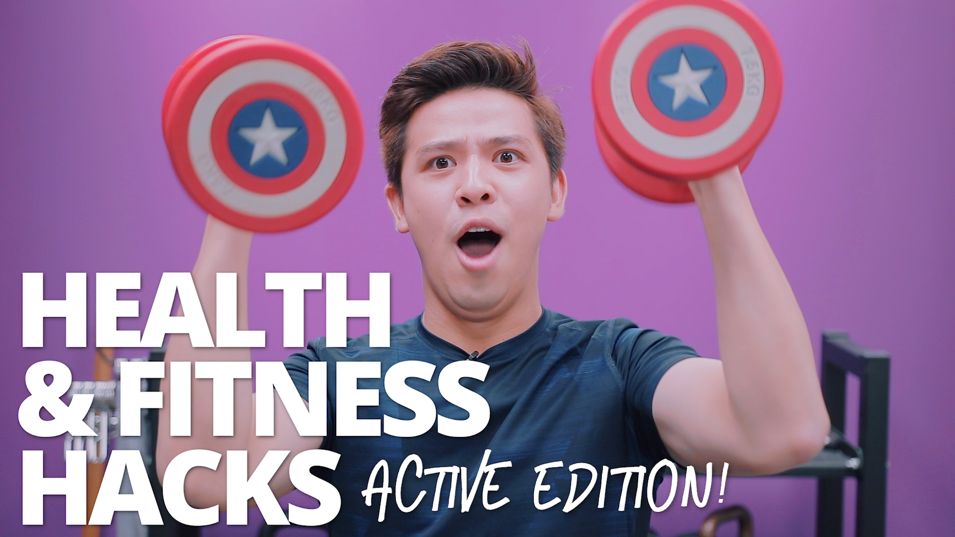 #HWZtechmeup: Health and fitness hacks