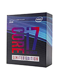 Intel Core i7-8086K Anniversary Limited Edition