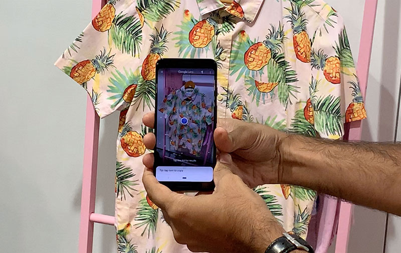 Watch: What you can do with Google Lens on the Pixel 3