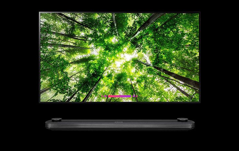 LG Signature W8 OLED TV (65-inch)