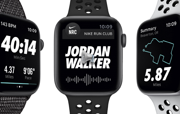 News] The Apple Watch Nike+ Series 4 is now available in