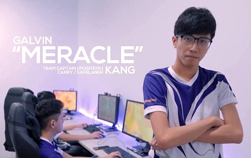 A peek at Singapore's only full-time professional eSports team, Team Resurgence