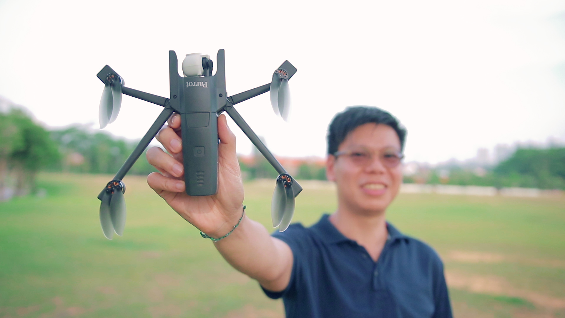 Quick take: The high performance Parrot Anafi drone