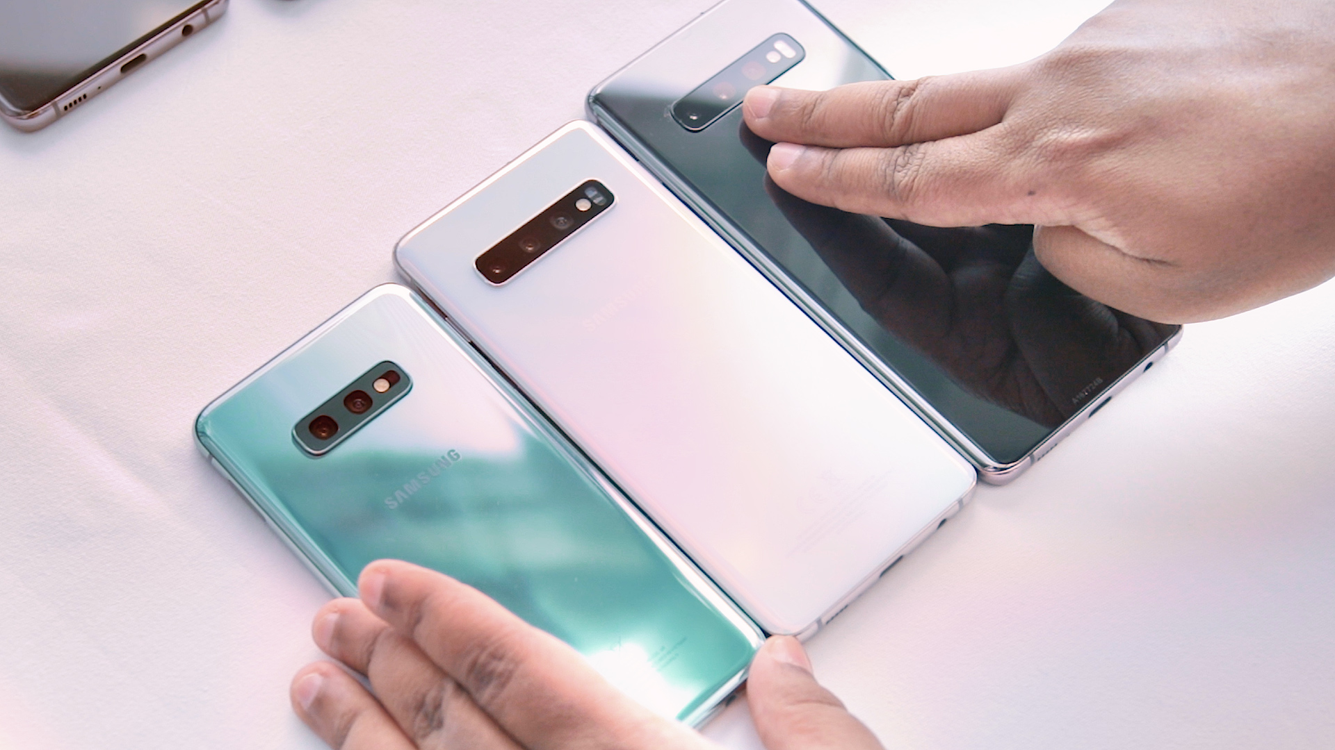 Which Samsung Galaxy S10 model should you get?