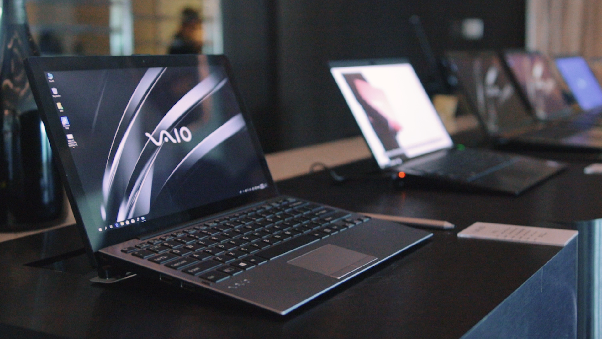Vaio's new SE14, SX14, and A12 notebooks are invading Singapore!