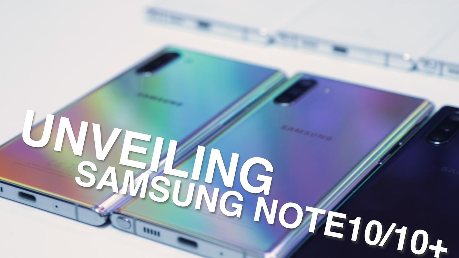 Samsung Galaxy Note10 & Note10+: 8 ways it has improved over the Note9