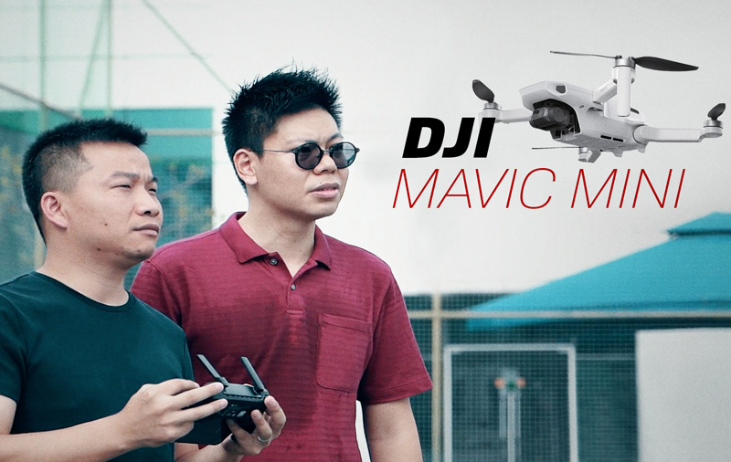 DJI Mavic Mini: Is this the perfect selfie drone?