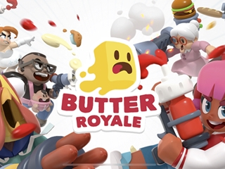 Butter Royale (Apple Arcade)