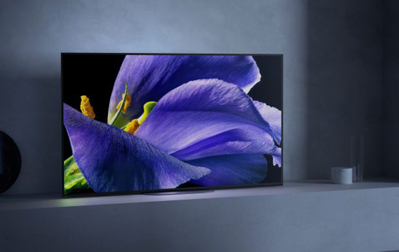 Sony Master Series A9G 4K OLED TV (77-inch, 2019)