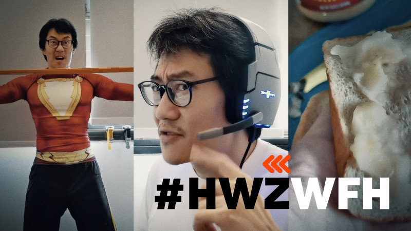 Behold the real Virus Vanguard! A #HWZWFH circuit breaker vlog