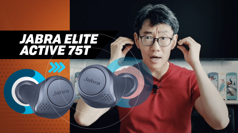 Jabra Elite Active 75t video review: Near perfect true wireless sport earbuds