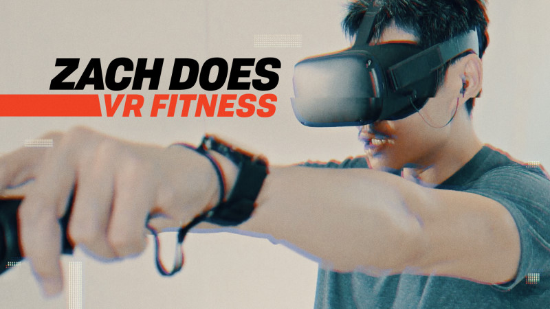 Are VR games the best home cardio workout in a post-Covid world? #InsideHWZ