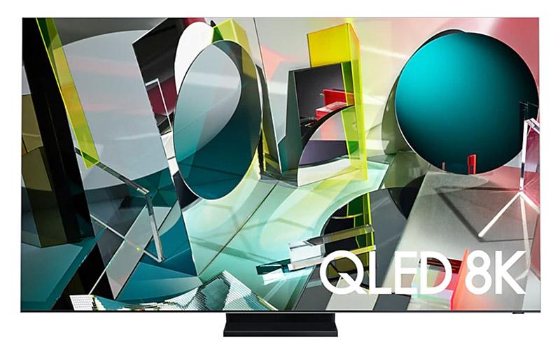 Samsung Q950T QLED 8K TV (75-inch)