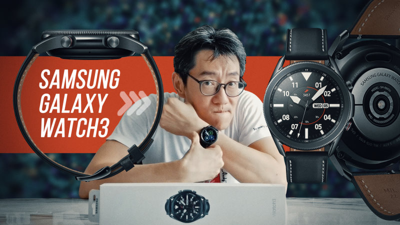 Samsung Galaxy Watch 3 video review: Is this the best Android smartwatch?