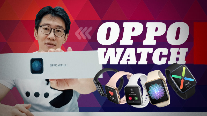 Oppo Watch video review: Good build quality, limited software