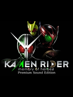 Kamen Rider: Memory of Heroez (PS4)