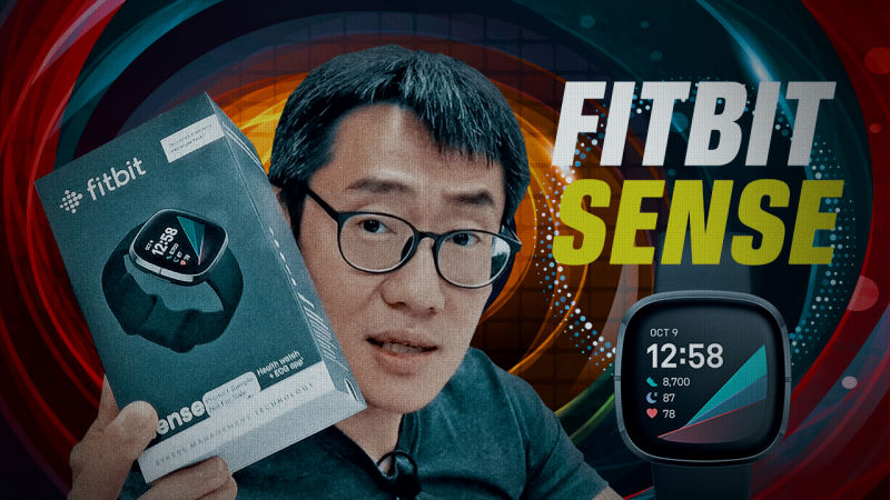 Fitbit Sense video review: The real 3-month stress test