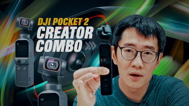 DJI Pocket 2 Creator Combo video review: The ultimate 4K vlogging kit?