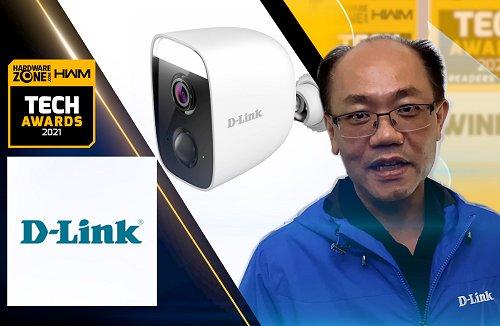 What's D-Link's secret for its winning streak at Tech Awards 2021?