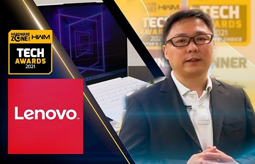 Why is a Lenovo system found in almost every office? (A HWM+HWZ Tech Awards 2021 Special)
