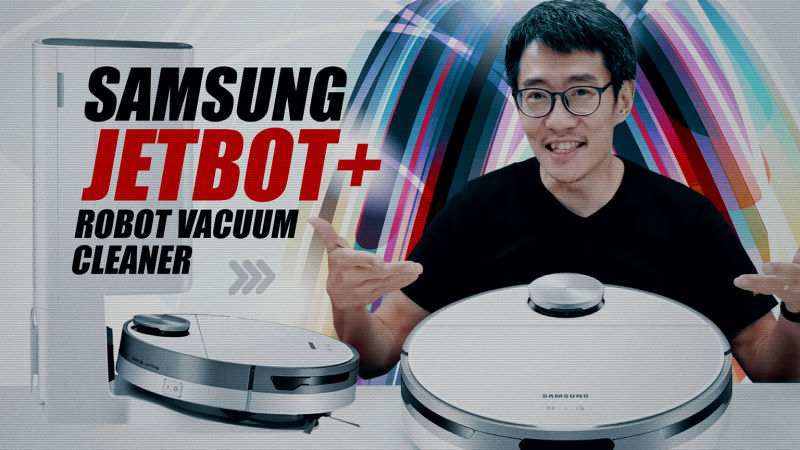 Samsung Jet Bot+: This LiDAR scanning, off-road robot vacuum cleaner goes everywhere