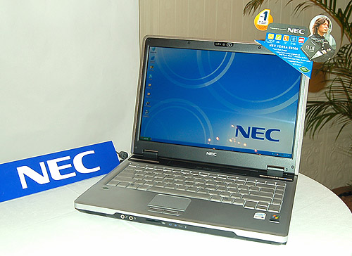 notebook specifications nec releases world s first intel core 2 rh hardwarezone com sg NEC Computers USA NEC 2014