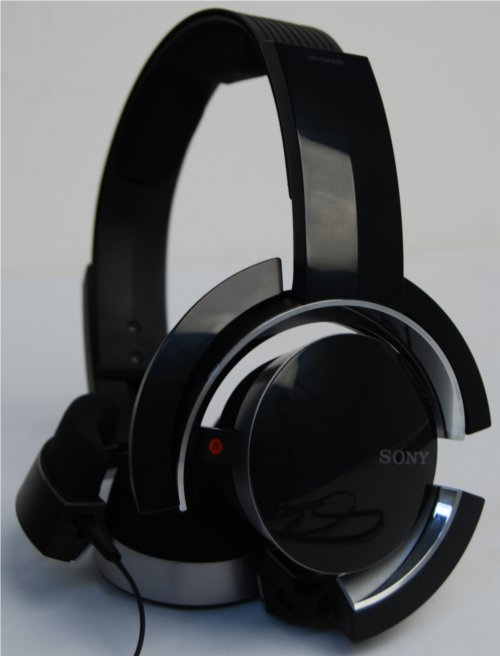 The new Sony DR-GA200 Gaming Headset.