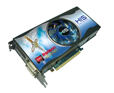 The HIS 6790 Fan 1GB GDDR5