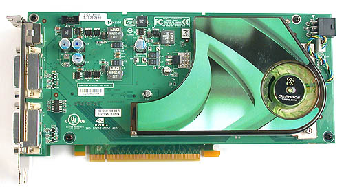 A small XFX logo on the fan barely distinguishes it from a reference model.