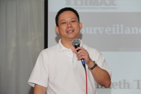 Andrew Yau, General Manager, Elegant Biz Sdn Bhd gave those in attendance a warm welcome before the seminar commenced