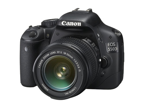 The Best Entry-Level DSLR Camera goes to Canon EOS 550D.