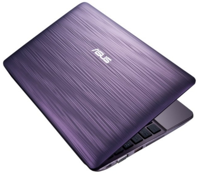 Eee PC 1015PW in Purple