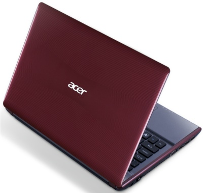 Aspire 4755G in Cranberry Red