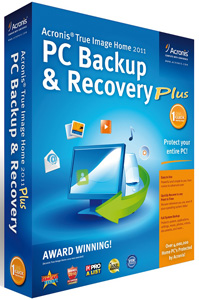 Acronis True Image Home 2011 Plus
