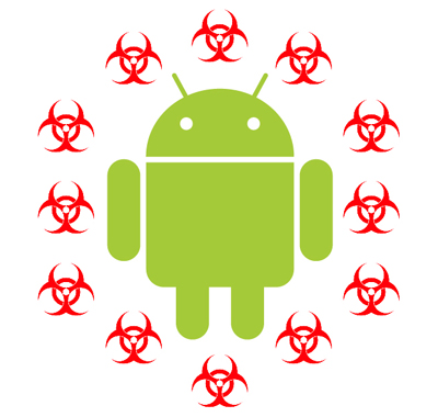 Google's Android platform got its first real taste of security problems via a malicious app.