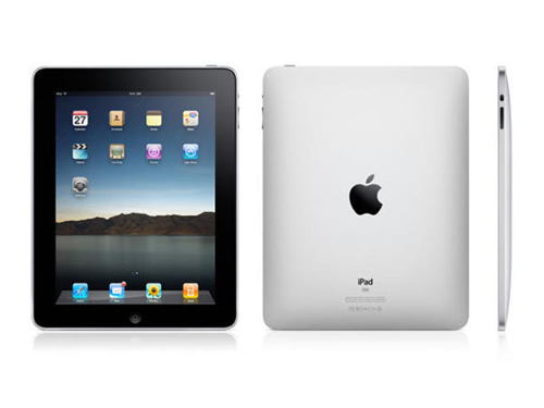 The Apple iPad