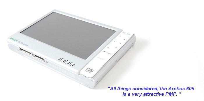 ARCHOS 605 WiFi (4GB-16GB) Driver
