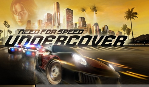 We got addicted to playing the Need For Speed Undercover game while reviewing the PlayBook.