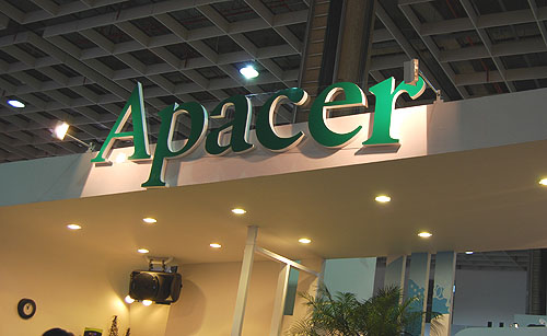 Apacer is another manufacturer which is mostly focused on memory products.