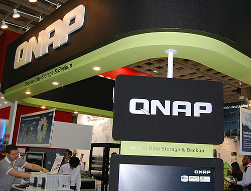 QNAP is another storage solution vendor which does have a few NAS products for home users.