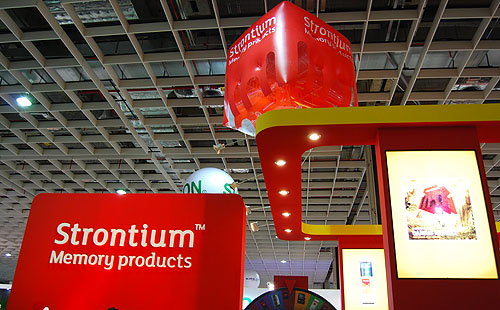 Strontium should be familiar to locals, since its head office is based in Singapore. However, its memory products may not be a household name yet.