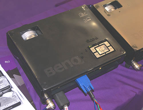 BenQ also has a whole range of DLP projectors available, with prices ranging from $1199 to $3199. The MP610 in particular looks like a great deal at $1199 for a 2000 ANSI lumens projector. Limited to 10 sets per day.