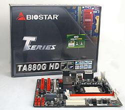 Biostar TA880G HD