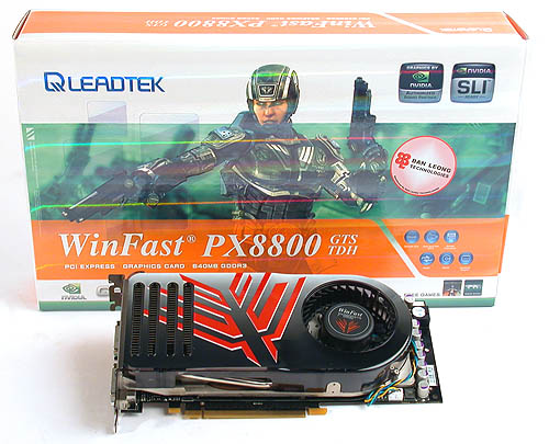 LEADTEK WINFAST PX8800 GTS TDH WINDOWS DRIVER