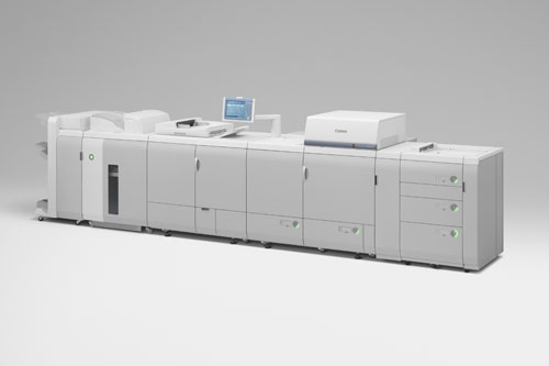 Canon's Business Imaging Solutions group also has something for production and graphic arts professionals in the form of the imagePRESS C7010VP, which creates output professional-looking enough to match offset printing in quality.