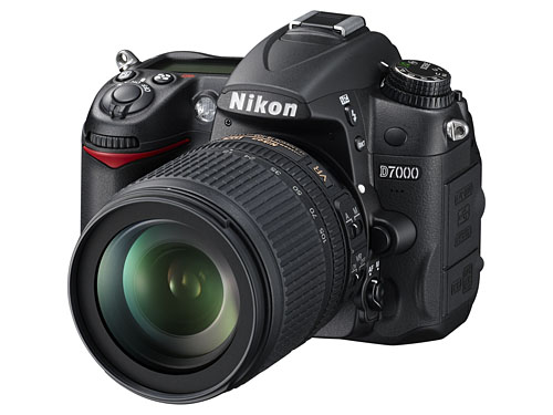 The Nikon D7000 wins the award for Best Semi-Pro DSLR Camera.