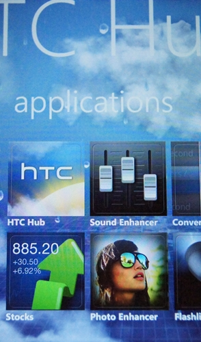 There aren't many HTC-exclusive apps yet, but we will be sure to watch out this space for more.