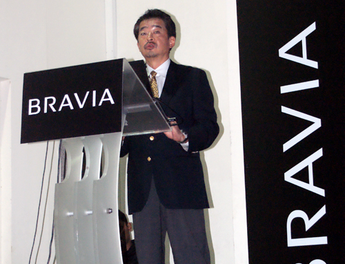 "As usual, Sony is paying a whole lot of attention on their BRAVIA cause. ""With 3D BRAVIA TVs as the centerpiece in the 3D ecosystem, Sony offers consumers unparalleled clarity and picture quality for fun and immersive 3D cinematic and gaming experiences"", says Mr Nakanishi."