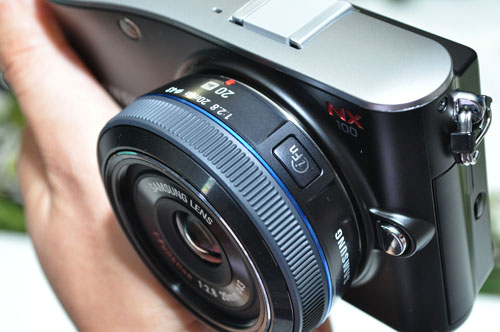 The new i-Function button is marked iFn on the lens.