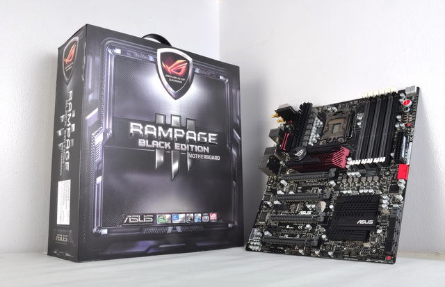 WTB] Asus X58 Rampage III Extreme or Black Edition - $350